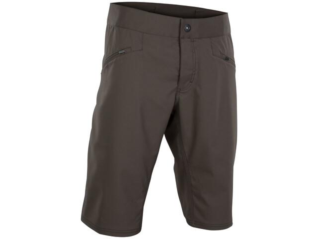 ION Scrub Pantaloncini da ciclismo Uomo, root brown